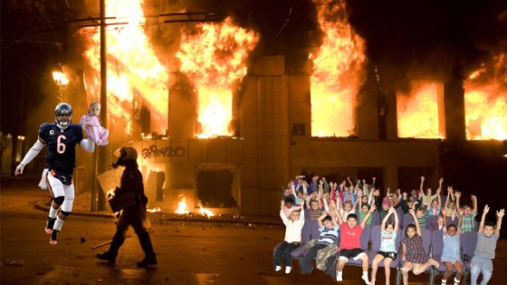 Cutler Burning Building Kids 560x315
