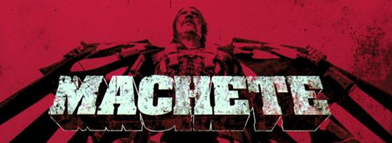 Machete Banner