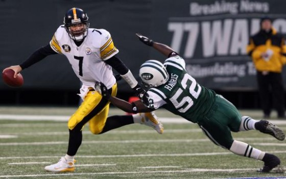 New York Jets vs. Pittsburgh Steelers 560x351