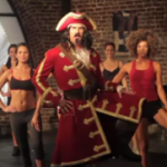 Workout with Captain Morgan