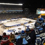 The scene in Pittsburgh.