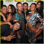 Jersey Shore Cast Filming in Italy