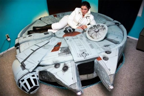 millenium falcon bed 560x373