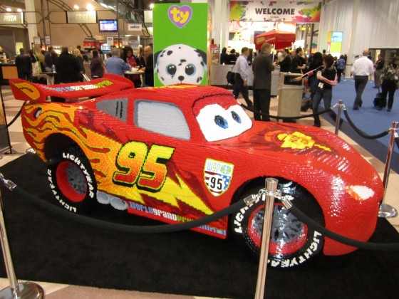 Lego car 560x420