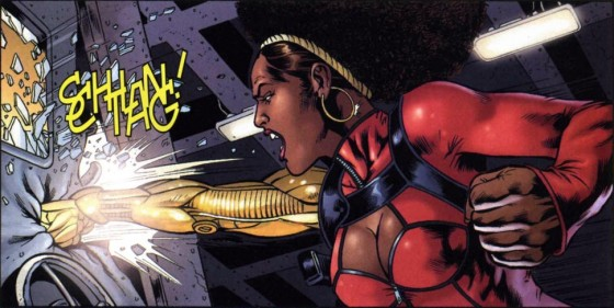 Misty Knight Heroes For Hire 7 560x281