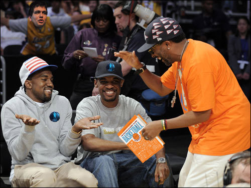 Spike Lee Kanye FD