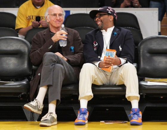 Spike Lee Larry David FD 560x435