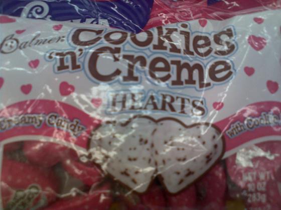 cookies n creme