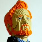 Conan O'Brien in LEGO and Beyond
