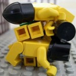When LEGO Gets Serious
