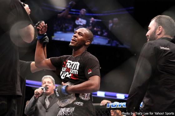 UFC 128 Intro 560x373