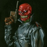 Red Skull Pics From the Captain America Movie