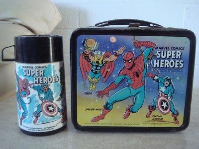 1976 marvel comics super heroes
