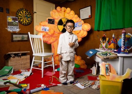 In the playroom Dear Lander 560x399