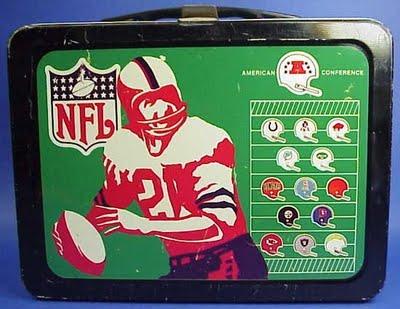 NFL Lunchbox 1973 AFC