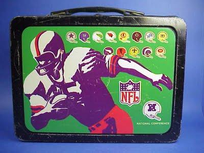 NFL Lunchbox 1973 NFC