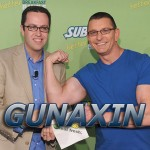 Gunaxin Show #66 – Robert Irvine, Dead Wrestler Check List, and Movies of the Apocolypse.