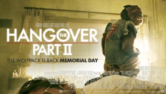 The Hangover 2 Movie Poster 560x320