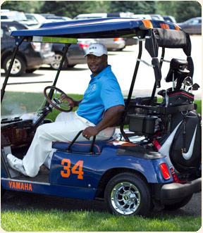 Bo jackson Golf Tournament