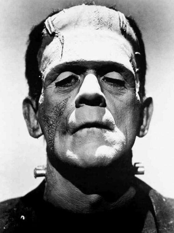 Frankenstein 560x748