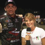 Miss Hot for NASCAR on : Denny Hamlin and Red Bull Racing
