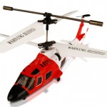 Swann: RC Helicopters