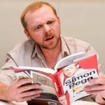 Simon Pegg Wrote a Book Called Nerd Do Well