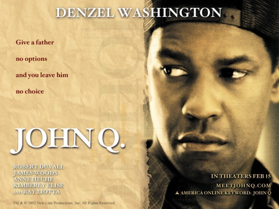 Denzel Washington John Q 560x420