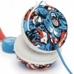 Captain America Headphones