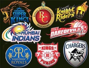 Indian Premier League IPL Founding Logos 300x231