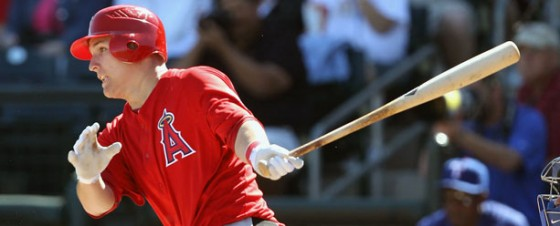 Mike Trout 560x226