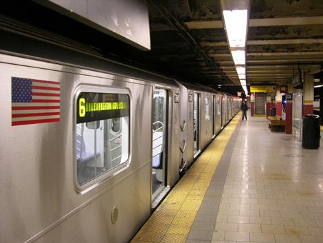 NY Subway vpf