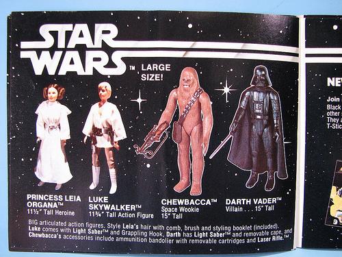 Vintage SW catalog