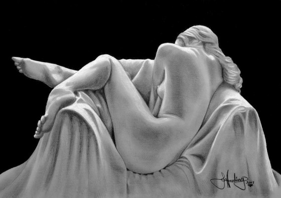 nude statue by whizzywhizzer d17r3sh 560x395