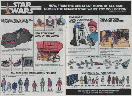 starwars kenner ad 560x406