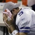 Tony Romo, The NFL's Punching Bag