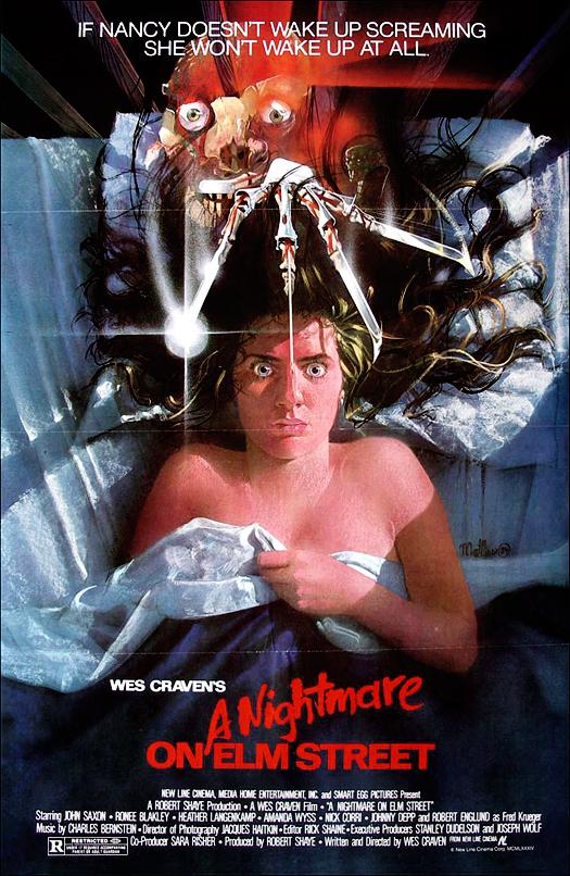 A Nightmare on Elm Street Poster Original