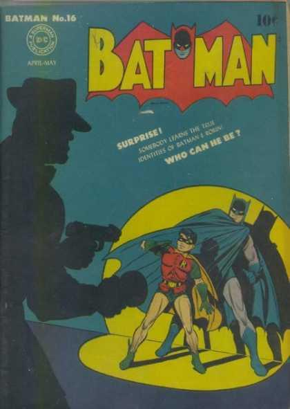 Batman 16 Alfred