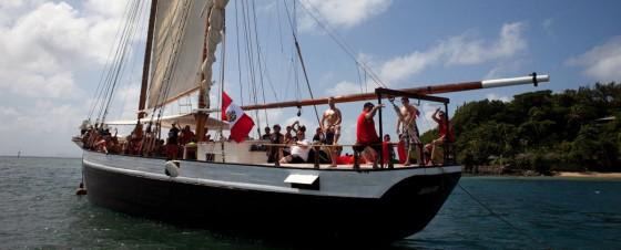 Crew Sets Sail 560x226