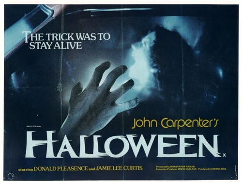 Halloween Michael Myers 1978 Poster 2