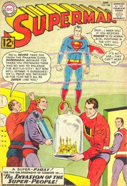 Superman 158 Nightwing