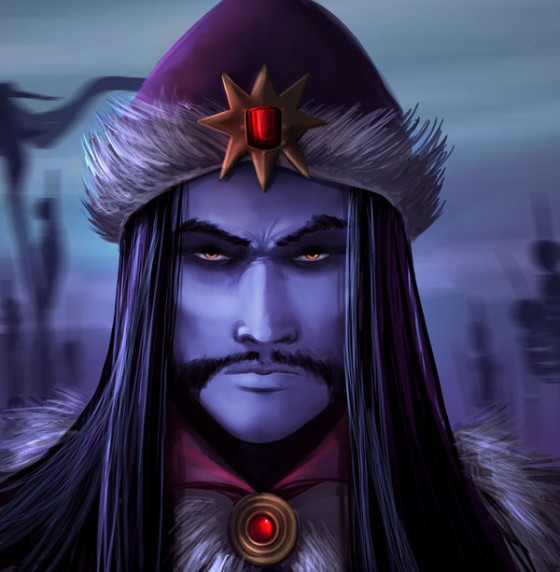 Vlad the Impaler by gildeneye 560x572