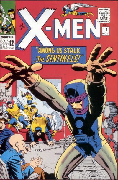 X Men Vol 1 14