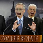 The United States Senate…of Zombies!!!