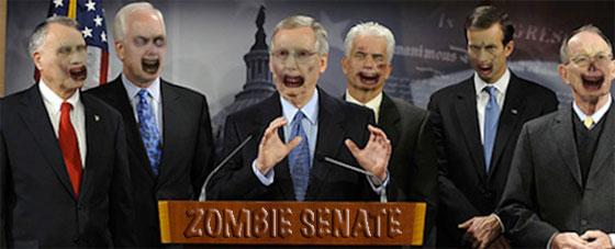 Zombie Senate