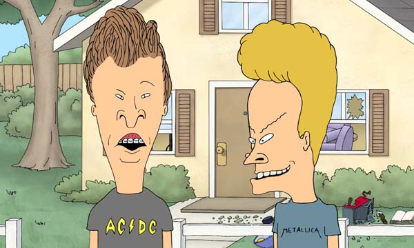 beavis and butthead new