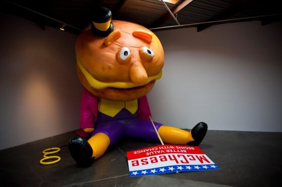 A Tribute To Mayor Mccheese Of Mcdonalds With professor ronald mcdonald hamburgular mayor mccheese sheriff bigmac hamburgular grimace captain crook. a tribute to mayor mccheese of mcdonalds