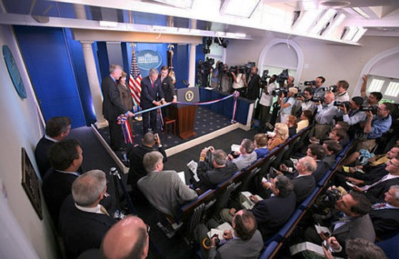 press briefing room 2007 unveiling 560x363