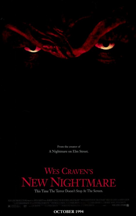 wes craven new nightmare movie poster 560x891