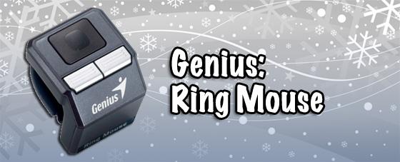 Genius Ring Mouse